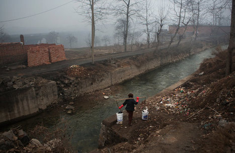 Rural Water contamination- an impact of global interaction. | The amazing world of Geography | Scoop.it
