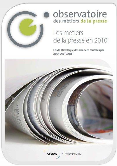 Les métiers de la presse en 2010 | DocPresseESJ | Scoop.it