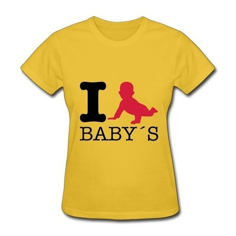 Make Your Own Baby Love F2 Gold Standard Weight T-shirt For Women Outlet-Baby & Family  T-shirts |HICustom | My Custom World,From Hicustom!!! | Scoop.it