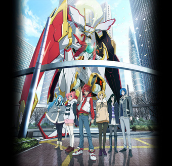 Star Driver the Movie's Full Trailer Streamed   Anime News   Scoop.it