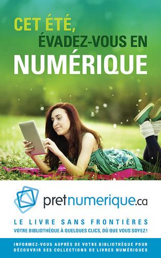 Prêt numérique en bibliothèque : le Québec tire un premier bilan | Library & Information Science | Scoop.it