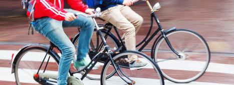 L'Ademe démontre que la pratique du vélo va augmenter avec l'indemnité kilométrique   Politiques cyclables des territoires   Scoop.it