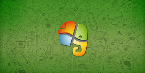 Evernote 5 For Windows Desktop Officially Released | Organized with Evernote | Scoop.it