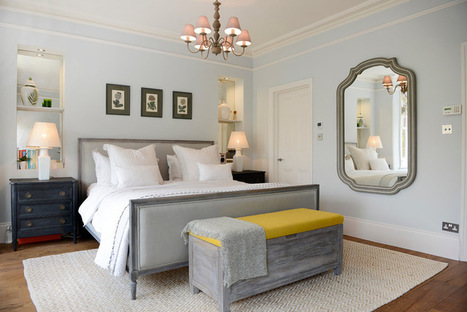 Bedroom Style: Set the Tone With Your Choice of Flooring | Designing Interiors | Scoop.it