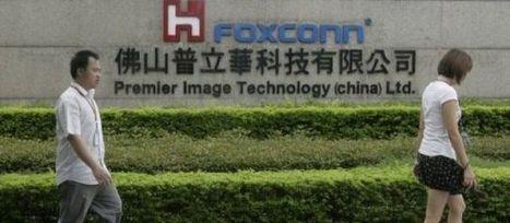 Conditions de travail: Apple ouvre les usines Foxconn en Chine à une ONG | Entreprise Foxconn | Scoop.it