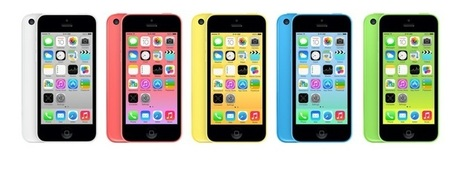 Plastic iPhone 5C Now Open For Pre-order In US And 10 Countries | Gizmo Beast | gadgets and technology | Scoop.it