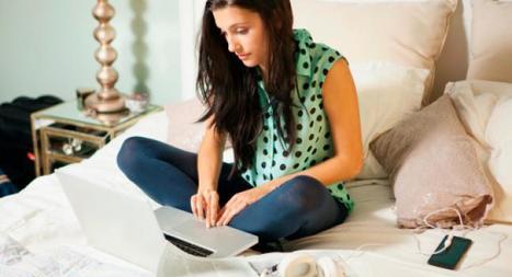 iPostura: los iPads, tabletas y smartphones aumentan los dolores de espalda | Medisport | Scoop.it