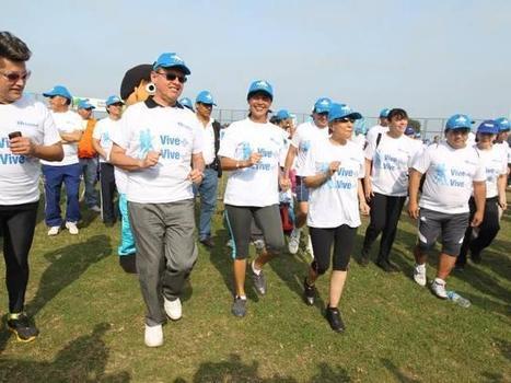 Actividad física contribuye al bienestar y salud de las familias - Radio Programas del Perú | Actividad Física y salud | Scoop.it