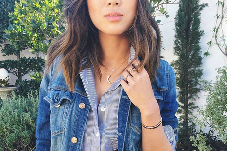 How to make distressed denim look dressy | Magazines | Scoop.it