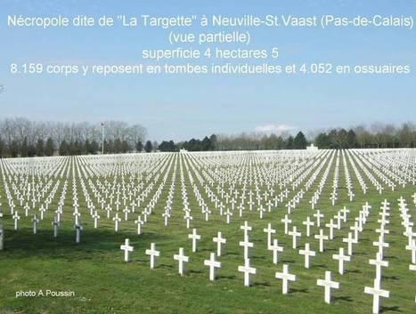 Plus de 30.000 sépultures de militaires français 14-18 photographiées | Nos Racines | Scoop.it