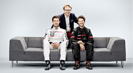 Hyperassur.com fait coup double en s'associant à deux grands champions du sport automobile : Sébastien Ogier et Romain Grosjean | InsurTech | Scoop.it