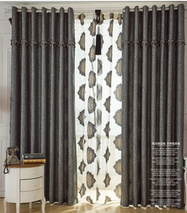 Cheap white thermal blackout curtains, eclipse blackout curtains | wedding dresses | Scoop.it