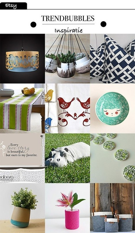 Etsy interieur toppers • Trendbubbles | TRENDBUBBLES | Scoop.it