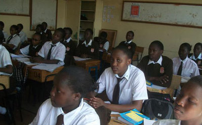 Being alert in class gives good grades | Kenya School Report -Scholarship Alert | Scoop.it