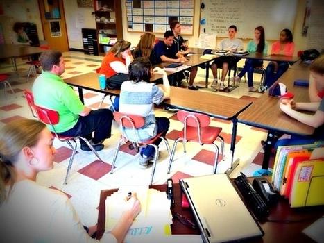 When Students Take Over the Classroom | Las ganas de aprender | Scoop.it