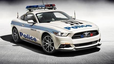 Australian highway patrol police could soon be Mad Max cops with Ford Mustangs on the cards | sweet | Scoop.it