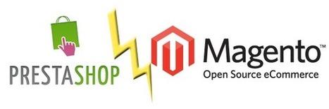 Magento ou Prestashop ? Quelle solution technique (CMS) choisir ?   E-commerce   Scoop.it