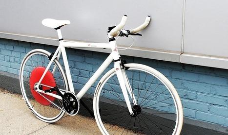 Superpedestrian - The Copenhagen Wheel   A visionary approach   Scoop.it