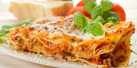 Lovely Lasagne - Unislim | Feeds | Scoop.it