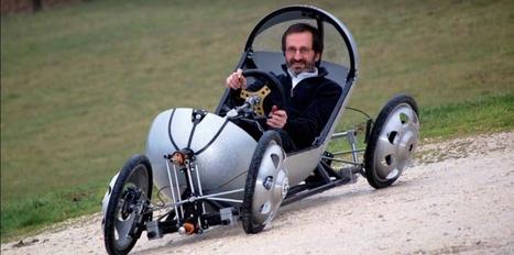 Osez l'innovation avec votre CCI ! - Mecanroc crée le véhicule du futur   Vehicule innovant 2013   Scoop.it