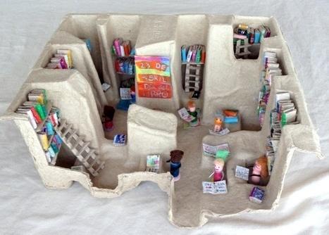 Días de la lectura, de la biblioteca y del libro   Las TIC y la Educación   Scoop.it
