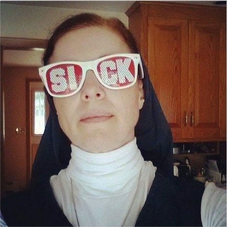 The Nun Who Got Addicted to Twitter | Worship Planning by TransmissionsWorship.com | Scoop.it
