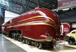 The Duchess of Hamilton at the National Railway Museum | VIM | Scoop.it