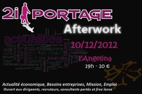 2i Portage Afterwork à Toulouse le 10/12/2012 | La lettre de Toulouse | Scoop.it