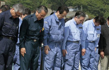 Reconstruction : M. Kan s'engage à accélérer le processus | NHK WORLD French | Japon : séisme, tsunami & conséquences | Scoop.it