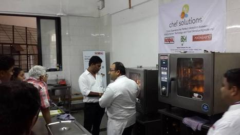 Experience the Perfect Interaction between HoReCa Kitchen Technology and Food Service Ingredients @ Our Chef Solutions Live Demo! | Facebook | Chef Solutions | Scoop.it
