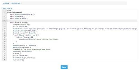 Cirrus - easily edit Dropbox files | Creating a Logo | Scoop.it