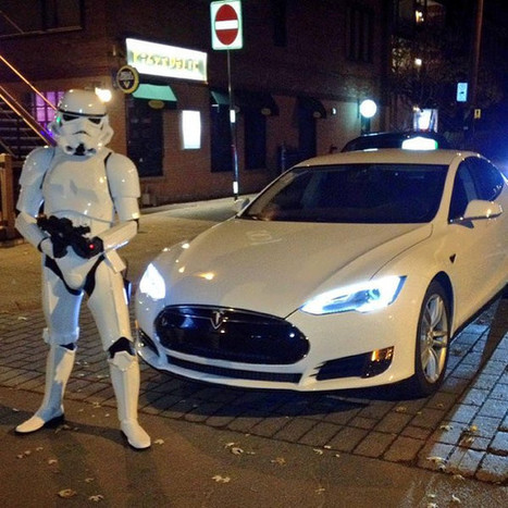 Tesla Model 3 opening weekend was bigger than Star Wars   Business as an Agent of World Benefit   Scoop.it