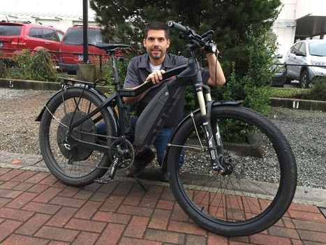 E-bike sales accelerating as riders seek an added spark for hilly routes | Discovery Project | Scoop.it
