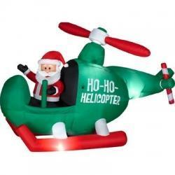 10 Fun Inflatable Santa Claus Decorations For Your Yard | Totally Christmas! | Scoop.it