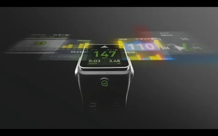 Adidas' $400 smartwatch is stripped down for runners | mobihealthnews | POKER TOUR ADIDAS | Scoop.it