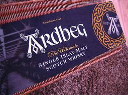ARDBEG Barmatte ,Whisky,Neu ,Islay ,Schottland,Selten, | Whisky | Scoop.it