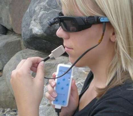 FDA allows marketing of vision aid via tongue for blind | Amazing Science | Scoop.it