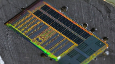La informática del futuro a la vuelta de la esquina: Logran transmitir datos a través de la luz - RT | Creatividad en la Escuela | Scoop.it