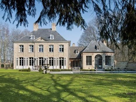 Style ancien pour une maison neuve planete - Maison neuve style ancien ...