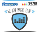 Foursquare Tunes Into International Growth, Inks Live Music Check ... | Lady Gaga Ranks 2nd on Forbes Celebrity 100 Powerlist | Scoop.it