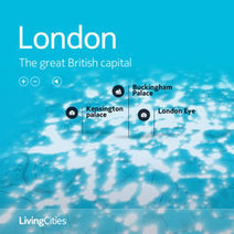 Living Cities — A shared cartographic experiment from HERE and CartoDB   Brand content   Scoop.it