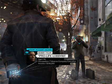 Could 'Watch Dogs' City Hacking Really Happen? | The Daily Information Security Dose | Scoop.it