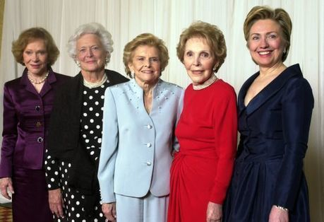 'You'll always be First Lady to us' — letters among presidential wives | Wonderful World of History | Scoop.it