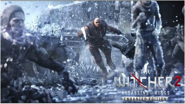 """thinkingParticles' rise to the challenge in """"The Witcher 2"""" 