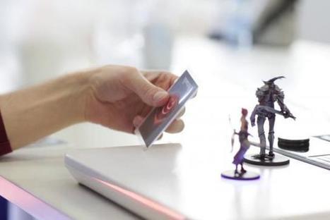 Prodigy: le jeu vidéo français à figurines reposant entièrement sur la technologie NFC | Tag&Play: NFC, partagez en temps réel toutes vos informations | Scoop.it