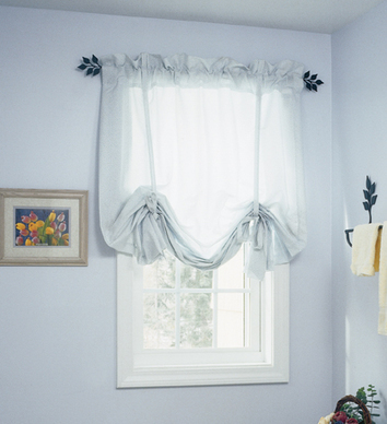 Short Curtain Rods For Kitchen Windows   Window Treatments   Scoop.it