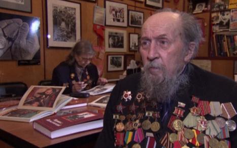 Stalingrad anniversary: war veterans recall battle 70 years ago - Telegraph | 70 años del final de la batalla de Stalingrado. | Scoop.it