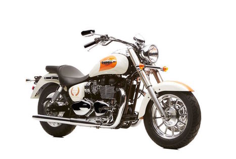 Triumph launches limited edition America cruisers | Motorcycle Industry News | Scoop.it
