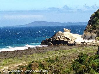 Wanderful Experience: Burgos Ilocos Norte's Kapurpurawan rock formation | Wanderful Experience | Scoop.it