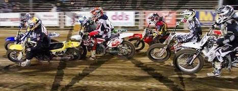 Fantastic wide angle shot at the Posse Grounds taken by D Marie Photography. H A... | California Flat Track Association (CFTA) | Scoop.it